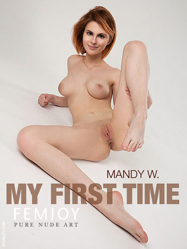 "Mandy W ""My First Time"""