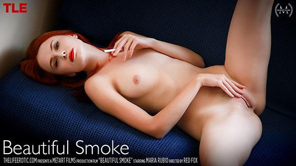 "Maria Rubio ""Beautiful Smoke"""