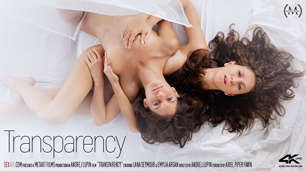 "Emylia Argan & Lana Seymour ""Transparency"""