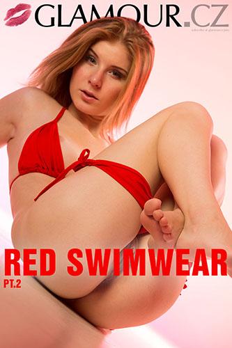 """Karina """"Red Swimwear Pt.2"""""""