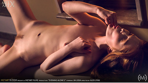 "Jia Lissa ""Evening Alone 2"""