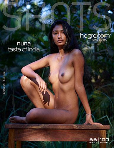 """Nuna """"Taste Of India"""""""