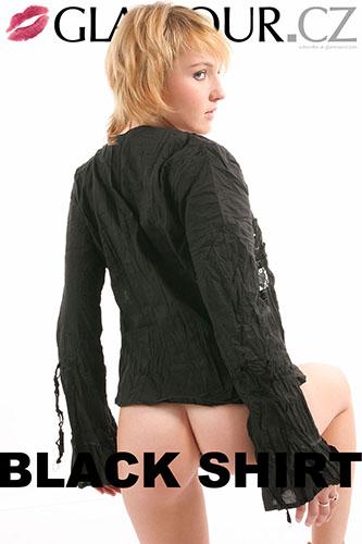 "Monika ""Black Shirt"""