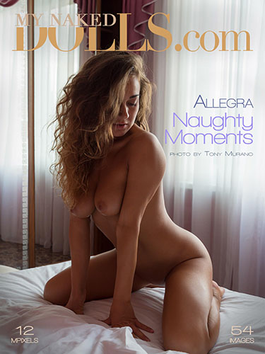 "Allegra ""Naughty Moments"""