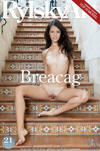 """Swan """"Breacag"""""""
