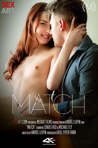 """Charli Red """"Match"""""""