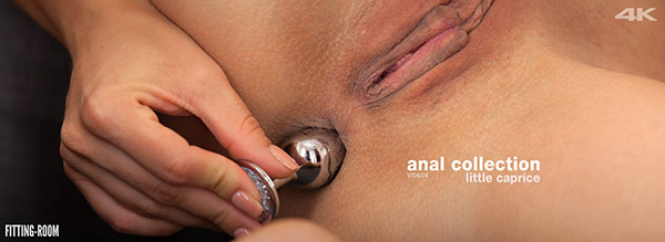 """Little Caprice """"Anal Collection 02"""""""