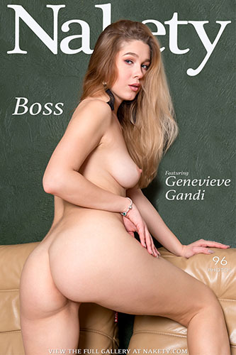 """Genevieve Gandi """"Boss"""""""