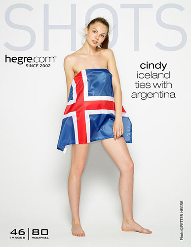 """Cindy """"Iceland ties with Argentina"""""""