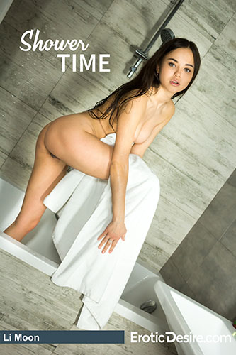 "Li Moon ""Shower Time"""