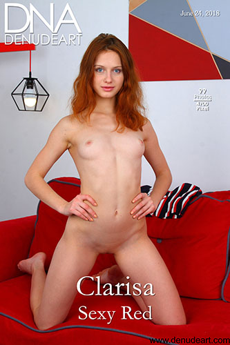 """Clarisa """"Sexy Red"""""""