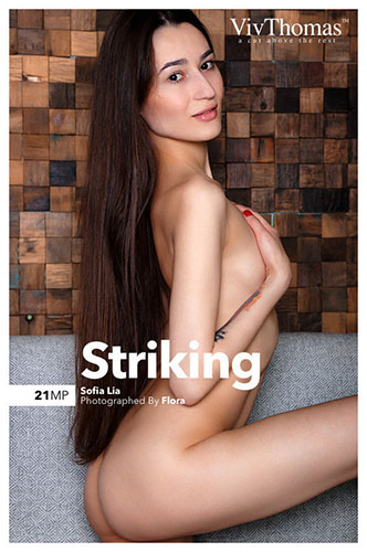 "Sofia Lia ""Striking"""