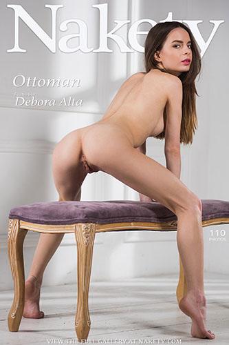 """Debora Alta """"Ottoman"""""""