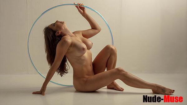 """Lulu """"Hoop Art"""""""