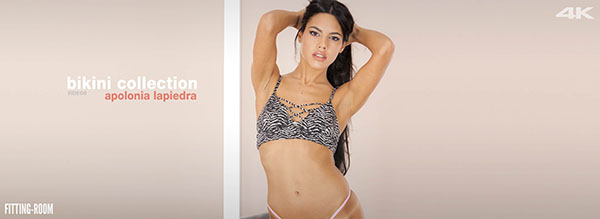 "Apolonia Lapiedra ""Bikini Collection"""