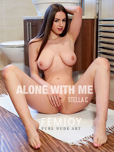 """Stella C """"Alone With Me"""""""