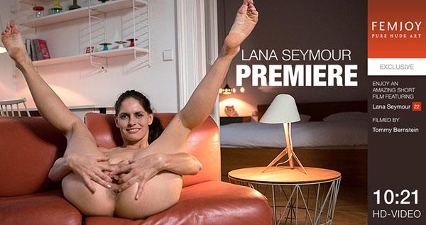 """Lana Seymour """"Premiere"""""""