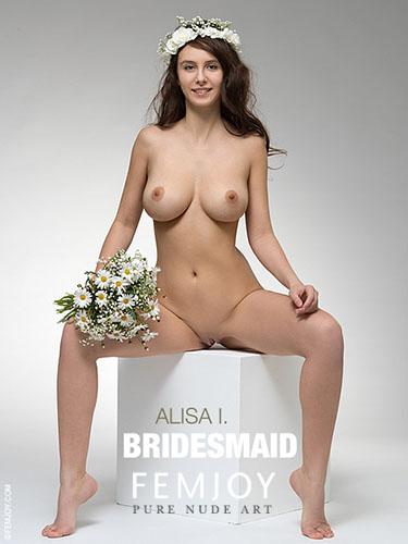 "Alisa I ""Bridesmaid"""