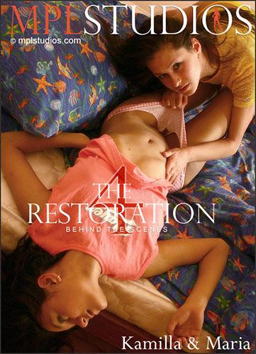 "Maria & Kamilla ""The Restoration 4"""