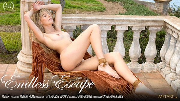 "Jennifer Love ""Endless Escape"""