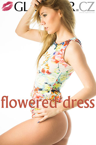 "Ingrid ""Flowered Dress"""