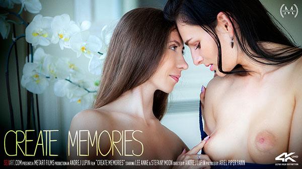 """Lee Anne & Stefany Moon """"Create Memories"""""""