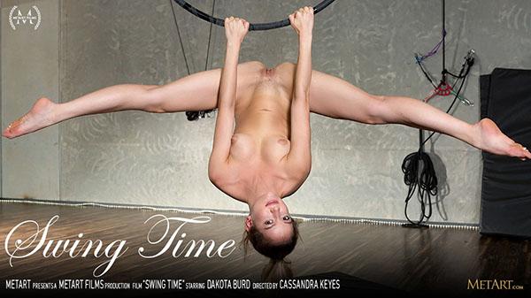 "Dakota Burd ""Swing Time"""