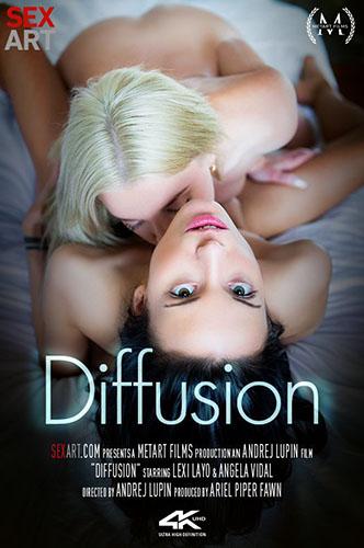 "Angela Vidal & Lexi Layo ""Diffusion"""