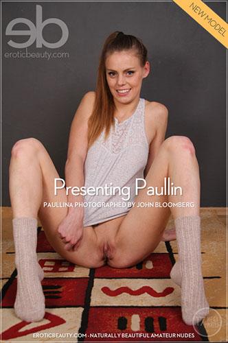 "Paullina ""Presenting"""