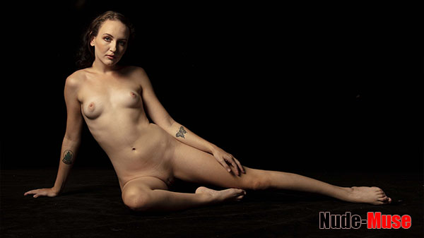 """Pretty Kitty """"Just Nude"""""""