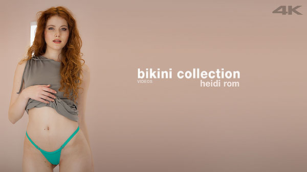 "Heidi Rom ""Bikini Collection"""