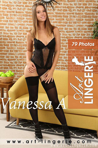 Vanessa A Photo Set 8409