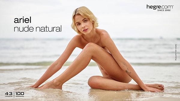 "Ariel ""Nude Natural"""