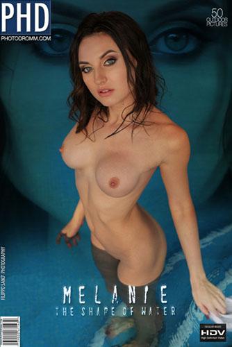 "Melanie ""The Shape Of Water"""
