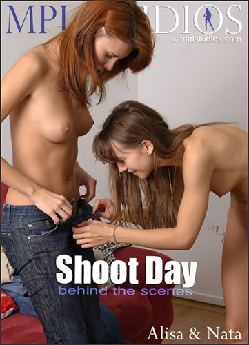 "Nata & Alisa ""Shoot Day: Behind the Scenes"""