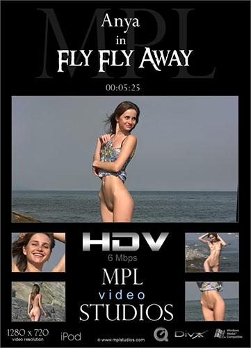 "Anya ""Fly Fly Away"""
