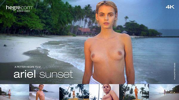 "Ariel ""Sunset"""