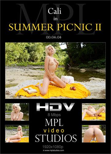 """Cali """"Summer Picnic II"""""""