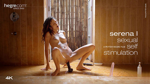 "Serena L ""Sexual Self Stimulation"""