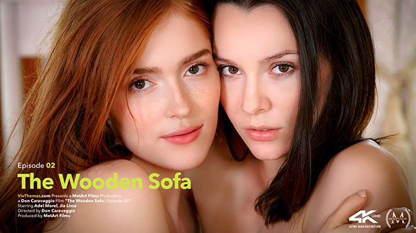 "Adel Morel & Jia Lissa ""The Wooden Sofa Episode 2"""