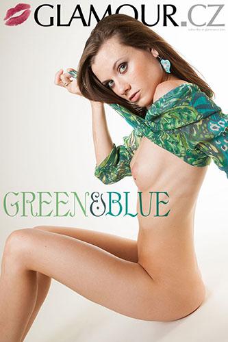 "Jitka ""Green & Blue"""
