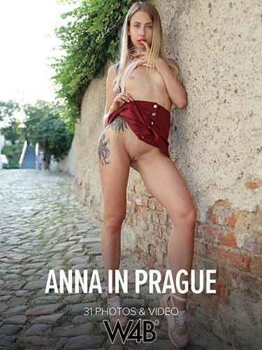 """Anna Di """"Anna In Prague"""""""