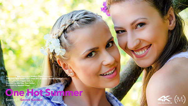 """Emylia Argan & Lola A """"Secret Garden"""""""
