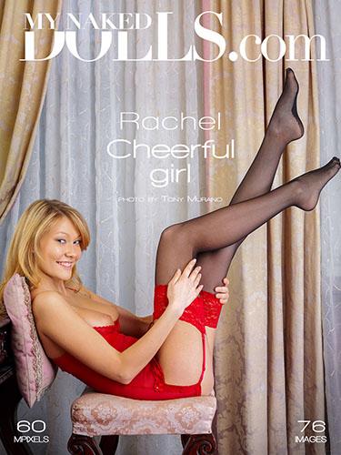 "Rachel B ""Cheerful Girl"""