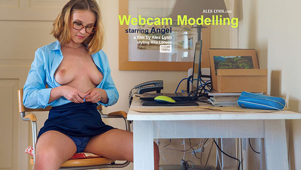 "Angel ""Webcam Modelling"""