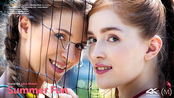 """Jia Lissa & Kalisy """"Love Match"""""""