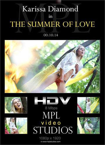 """Karissa Diamond """"The Summer of Love"""""""