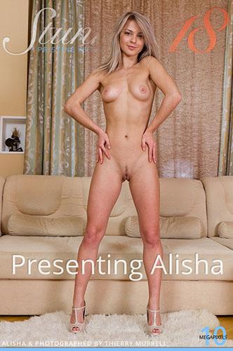"""Alisha K """"Presenting"""""""
