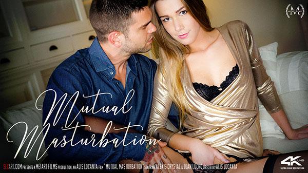 "Alexis Crystal ""Mutual Masturbation"""
