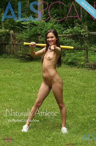 """Zoe Bloom """"Naturally Athletic"""""""